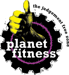 Planet Fitness Logo Vector