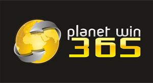 Planet Win 365 Logo Vector