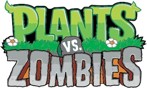 Plants vs Zombies Logo Vector