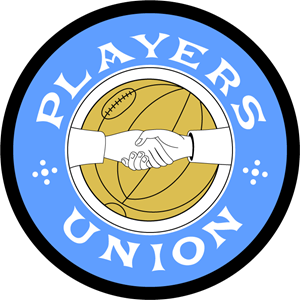 Players Union badge Logo Vector