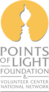Points of Light Foundation Logo Vector
