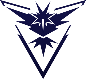 Pokemon GO Team Instinct Logo Vector