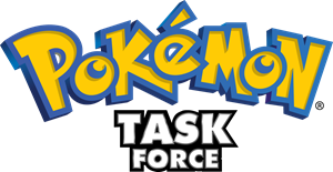 Pokemon Task Force Logo Vector