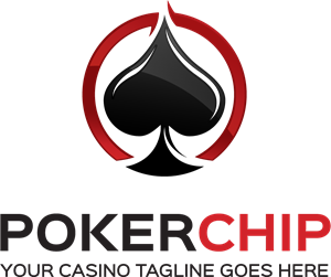 Poker Chip Logo Vector