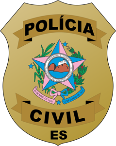 POLÍCIA CIVIL DO ESPIRITO SANTO Logo Vector