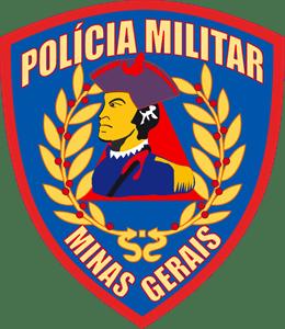 Resultado de imagem para logo POLICIA MILITAR minas gerais