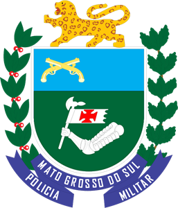 Policia Militar do Mato Grosso do Sul Logo Vector