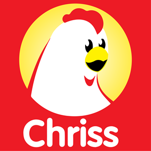 Pollos Chriss Logo Vector