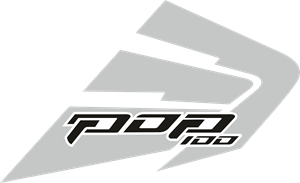 POP 100 Honda Logo Vector