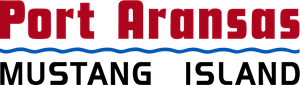 Port Aransas Logo Vector