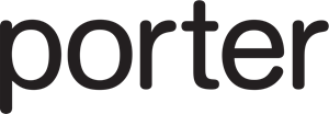 Porter airlines Logo Vector