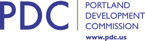 Portland Development Commission PDC Logo Vector