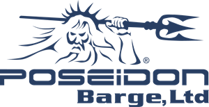 Poseidon Barge Ltd Logo Vector