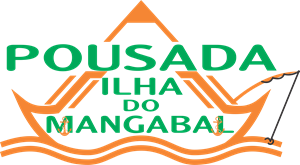 Pousada Ilha do Mangabal Logo Vector