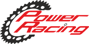 Power Racing Logo Vector
