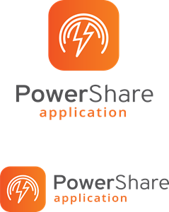 Power Share Logo Vector