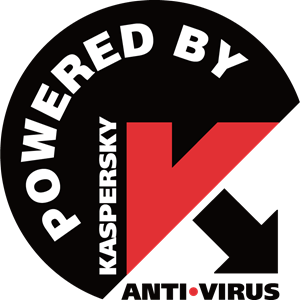 Powered by Kaspersky Anti-Virus Logo Vector