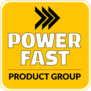 PowerFast Product Group Logo Vector