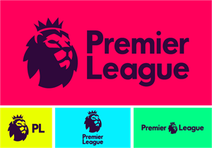 Premier League new Logo Vector