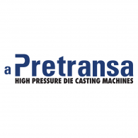 Pretransa Die Casting Machines Logo Vector