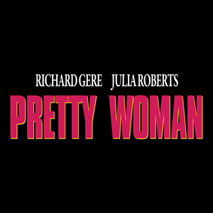 Pretty Woman Logo Vector