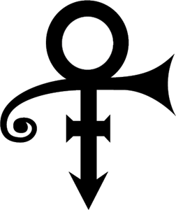 da9bcbbdc3a PRINCE SYMBOL ART Logo. Format  AI. Download  322