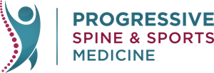 Progressive Spine & Sports Medicine Logo Vector