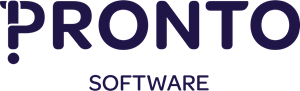 Pronto Software Logo Vector