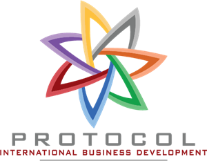 protocol international business development Logo Vector