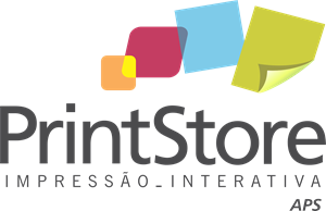 PS PrintStore Gráfica Digital Ltda. Logo Vector