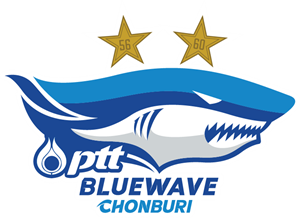 PTT BLUE WAVE CHONBURI Logo Vector