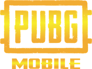 PUBG MOBILE Logo Vector