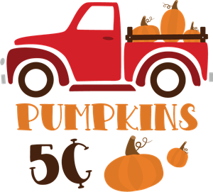 PUMPKINS 5CENTS Logo Vector