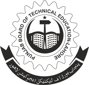 Punjab Board of Technical Education-Lahore Logo Vector