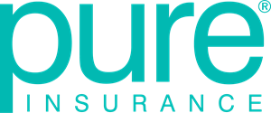 Pure Insurance Logo Vector