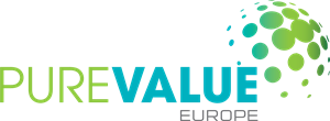Pure Value Europe Logo Vector