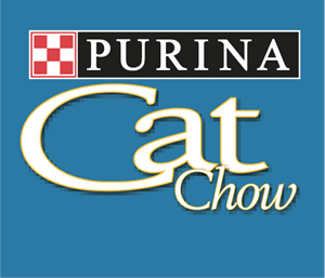 PURINA Cat Chow Logo Vector