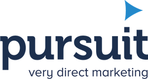 Pursuit Marketing Logo Vector
