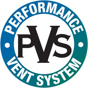 PVS (Performance Vent System) Logo Vector