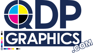 QDP GRAPHICS Logo Vector