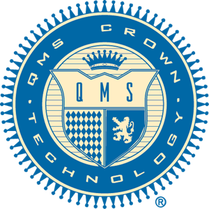 QMS Crown Technology Logo Vector