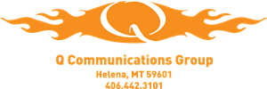 Q COMMUNICATIONS GROUP Logo Vector