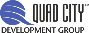 Quad City Logo Vector