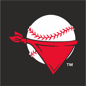 Quad City River Bandits Logo Vector