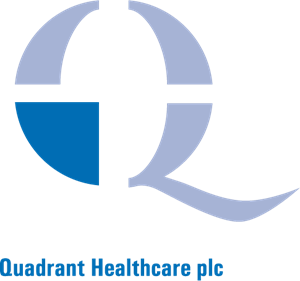 Quadrant Healthcare Logo Vector