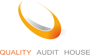 Quality Audit House Logo Vector