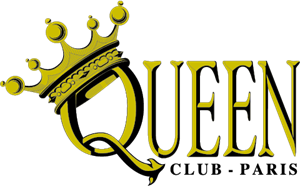 Queen Club Paris Logo Vector