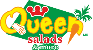 Queen Salads & More Logo Vector