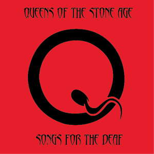 Queens Of The Atone Age Logo Vector