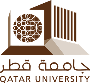 Qatar University Logo Vector